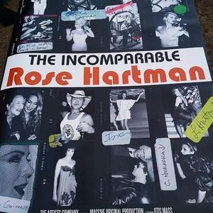 Wall Art - SXSW movie POSTER**THE INCOMPARABLE ROSE HARTMAN